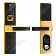 GeekLink D360 Incuietoare cu amprentă digitală, card, cod, cheie și controlul pe internet