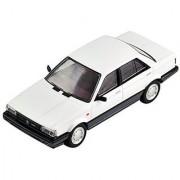 Tomica Limited Vintage Neo LV-N10c Sunny 1500 Super Saloon White Gray Race Car Vehicle Model Figure Tomytec Takara Tomy