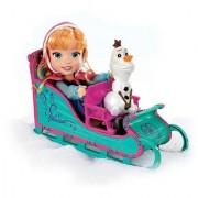 Disney Frozen Anna and Sleigh - Anna's Frozen Adventure