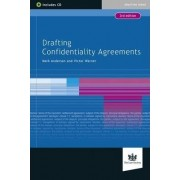 Drafting Confidentiality Agreements by Mark Anderson