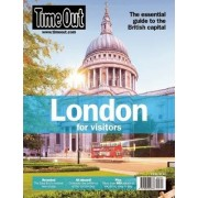 Time Out London for Visitors 2014/15 by Time Out Editors
