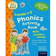 Oxford Reading Tree Read with Biff, Chip, and Kipper: Levels 1-2: Phonics Activity Book by Roderick Hunt