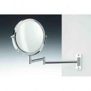 Decor Walther SPT 30 Wand Kosmetikspiegel, schwenkbar,1-fache und 5-fache Vergrößerung 0102500