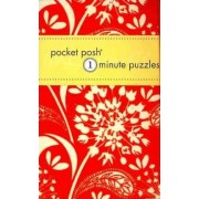 Pocket Posh One- Minute Puzzles by The Puzzle Society