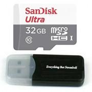 32GB 32G Sandisk Micro SDXC Ultra MicroSD TF Flash Class 10 Memory Card for Vimtag (Fujikam) 361 HD Surveillance Camera