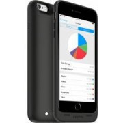 Baterie Externa Tip Husa Mophie 2600 mAh + memorie 32GB iPhone 6 Plus Neagra