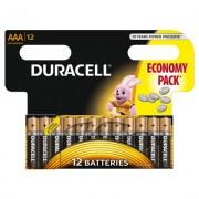 Baterie Duracell Basic AAA LR03 12buc