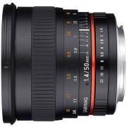 Obiectiv Samyang Sony E 50/1.4 AS UMC