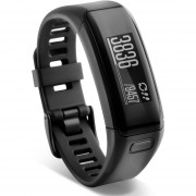 Garmin 010-01955-06 Vivosmart HR Rastreador de Actividad - Color Negro – Tamaño Regular