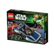 LEGO Star Wars - Mandalorian Speeder, juego de construcción (75022)