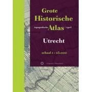 Atlas - Opruiming Grote Historische topografische atlas Utrecht | Nieuwland