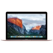 "APPLE MacBook Intel Core M3, 12"" Retina, 8GB, 256GB, Rose Gold - Tastatura layout INT"