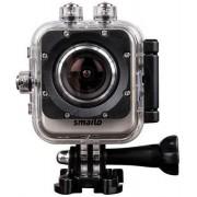 Camera Video de Actiune Smailo Play WiFi, 12MP, Filmare Full HD, WiFi (Argintie)