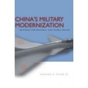 China's Military Modernization by Jr. Richard D. Fisher