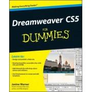 Dreamweaver CS5 For Dummies by Janine Warner