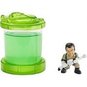 Ghostbusters Slimed Venkman Mini Figure in Green Slime