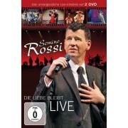 Semino Rossi - Die Liebe Bleibt- Live- (0602527411361) (4 DVD)