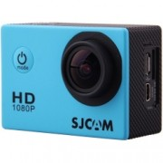 SJCAM SJ4000 - Camera de actiune, Full HD, 1080p, 12MP, Albastru