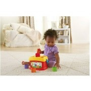 Game / Play Standard Packaging - Fisher-Price Brilliant Basics Babys First Blocks, fisher, rainfores