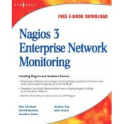 Nagios 3 Enterprise Network Monitoring by Max Schubert