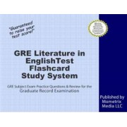 GRE Literature in English Test Flashcard Study System by GRE Subject Exam Secrets Test Prep