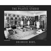 BALANCED BODY Poster Original Pilates Studio