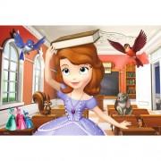 Puzzle Printesa Sofia, 2x12 piese, RAVENSBURGER Puzzle Copii