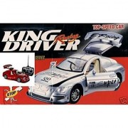 King Driver Remote Control Car Opening Doors RC Toys with Rechargeable Batteries