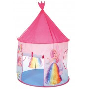 Cort De Joaca Pentru Copii Barbie Dreamtopia Castel