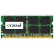 Memorie Laptop Crucial SO-DIMM DDR3, 1x8GB, 1333MHz, CL9, pentru Mac