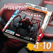 Pachet The Amazing Spider Man 1 - 10