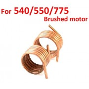 Generic for 540 550 motor : Free Shipping 540 550 775 motor water cooling pipes water cooled tubes ring for RC Feeding boat