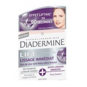 Crema de zi anti-rid DIADERMINE LIFT+LISSAGE IMMEDIAT bogata in acid hyaluronic