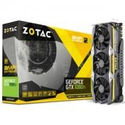 Placa video Zotac GeForce GTX 1080 Ti AMP Extreme 11GB GDDR5X 352-bit, ZT-P10810C-10P