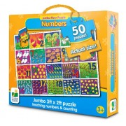 The Learning Jumbo Journey Floor Puzzles - Number Floor Puzzle