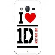 myPhoneMate I Love One Direction case for Samsung Galaxy J2 J200 (2016)