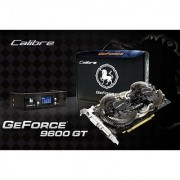 Sparkle Calibre P960GBOX 9600 GT Dual Fly 512M PCI-Express 2.0 GDDR3 DVI-I HDVT Dual Fly HDCP support Graphics Card