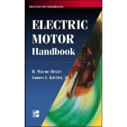 Electric Motor Handbook by H. Wayne Beaty