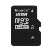 Карта памет Kingston 16 GB Micro SD Card
