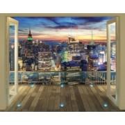 3D tapeta New York