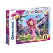 Clementoni 26914 - Mia And Me - Puzzle 60 pezzi