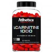 L Carnitina 1000 (60 tabs) Atlhetica Nutrition