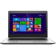 Lenovo U41-70 Core i7 5th Gen - (4 GB/1 TB HDD/8 GB SSD/Windows 8 Pro/2 GB Graphics) 80JV00CDIN Notebook 14 inch