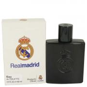 Air Val Real Madrid Black Eau De Toilette Spray 3.4 oz / 100.55 mL Men's Fragrances 535581