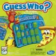Guess Who? Board Game(Discontinued by manufacturer) by Hasbro