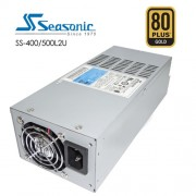 Seasonic SS-400L 2U Active PFC 400W POWER SUPPLY UNIT