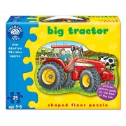 Orchard Toys - Puzzle Big Tractor