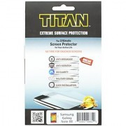 TITAN Anti-Breakage Anti-Scratch Screen Protector for Samsung Galaxy Note 3 - Frustration-Free Packaging - Clear