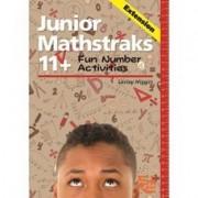 Junior Mathstraks 11-12: Fun Number Activities