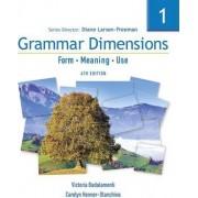 Grammar Dimensions 1 by Diane Larsen-Freeman
